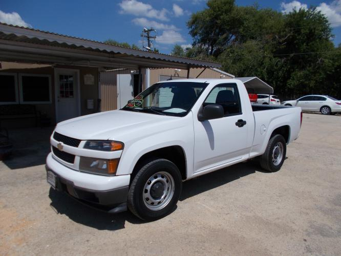 2012 WHITE CHEVROLET COLORADO LT (1GCCSBF99C8) with an 2.9L engine, Automatic transmission - Photo #0